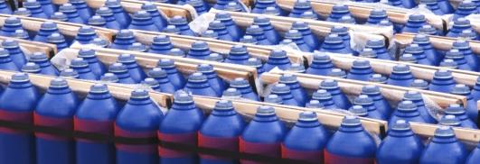 Papierlose Prüfung von Eingangsrechnungen bei Worthington Cylinders GmbH